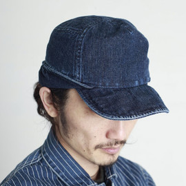fev - Denim Work Cap