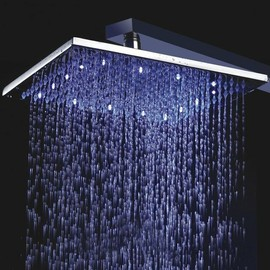 LITB - LED Rainfall Shower Head