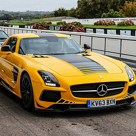 Mercedes-Benz - SLS AMG Black Series
