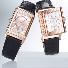 Jaeger-LeCoultre, ジャガー・ルクルト - Grande Reverso Lady Ultra Thin Duetto Duo