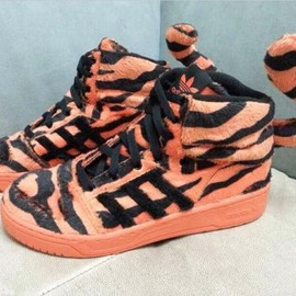 adidas originals - ADIDAS ORIGINALS BY JEREMY SCOTT TIGER