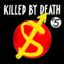 Various Artists - KILLED BY DEATH #5