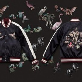 "VALENTINO - SS2016 ""Fantastic Animal"" Bomber Jacket"