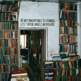 Paris - Shakespeare and Company Books