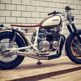 Kingston Custom - Honda CB 550