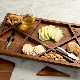 at werd.com - Puzzle Serving Tray
