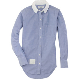 Thom Browne - Round Collar Oxford Shirt