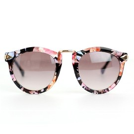 patterned sunglasses