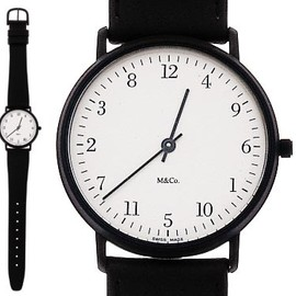 M&Co - Watch,Askew