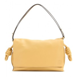 LOEWE - Flamenco Flap leather shoulder bag