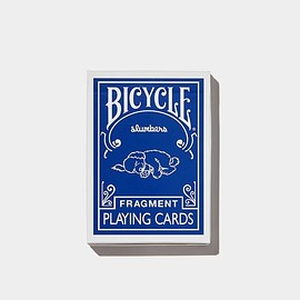 fragment design - BICYCLE FRAGMENT PLAYING CARD