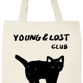 Young & Lost Club - Y&L Cat tote bag