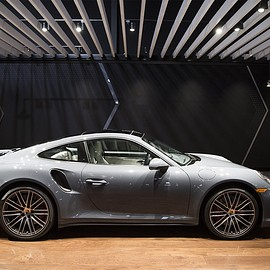 Porsche - new 911 Turbo