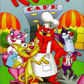 Ketchup : cats who cook [VHS] [Import] (邦題:ケチャップ)
