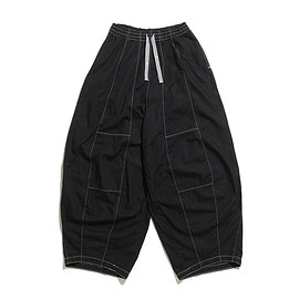 NEEDLES - H.D. Pant-6oz Denim-Black