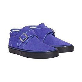 Noah NYC - Vans Chukka MS (NOAH) Royal Blue