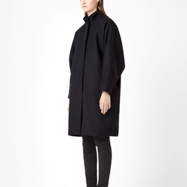 COS - Batwing sleeve coat