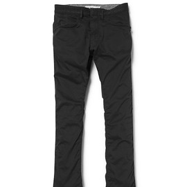 nonnative - DWELLER TIGHT FIT JEANS C/P SATIN STRETCH