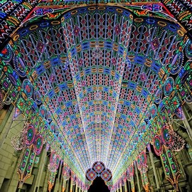 2012 Light Festival  - In Belgium