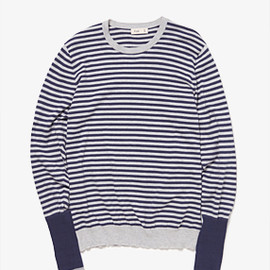 Shell-Panelled Loopback Cotton-Jersey Sweatshirt