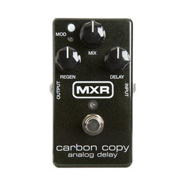 MXR - Carbon Copy® Analog Delay