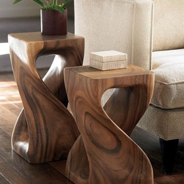 VivaTerra - Twisty Stool