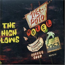 THE HIGH-LOWS - HOTEL TIKI-POTO