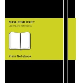 Moleskine - Plain Notebook Large