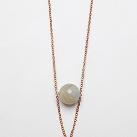 Academy - Stone Drop Necklace