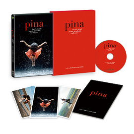 Wim Wenders - pina/ピナ・バウシュ 踊り続けるいのち blu-ray collector's edition