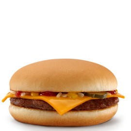 McDonald's - Cheeseburger