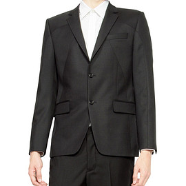 Givenchy - Jacket half canvas slim fit