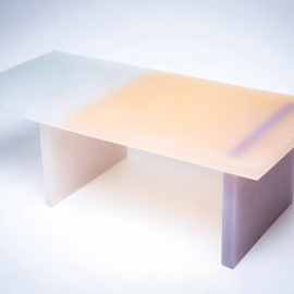 Wonmin Park - Haze table long low