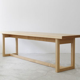 BUILDING fundamental furniture - Dining Bench
