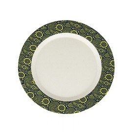 EcoSouLife - Side Plate Printed Paisley