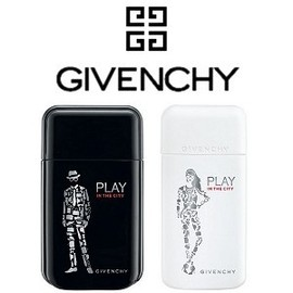Givenchy - Play In The City Fragrance Collection 2013