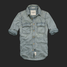 Abercrombie & Fitch - Denim Shirt