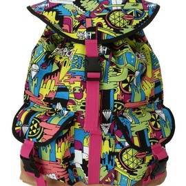 MEDICOM TOY LIFE ENTERTAINMENT - MIKE PERRY BAG PACK
