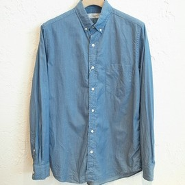 UNIVERSAL PRODUCTS - UNIVERSAL PRODUCTS LIMITED LINE CHAMBRAY B/D SHIRTUNIVERSAL PRODUCTS LIMITED LINE CHAMBRAY B/D SHIRT