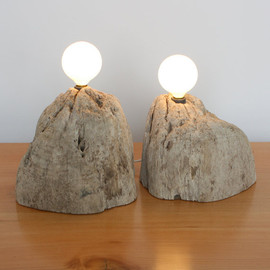 anzfer - alder chunk pair of fragment lights