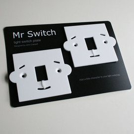 John Caswell - Mr Switch