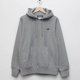 cup and cone - Basic Hoodie - Grey