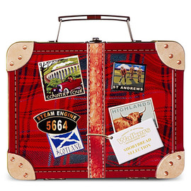 Walkers - Mini assorted shortbread in suitcase tin 250g