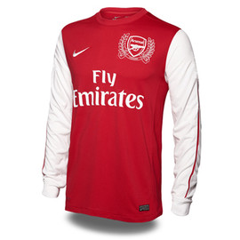 NIKE - アーセナル 2011-2012 ホームキット /  Arsenal 2011-2012 Home Kit