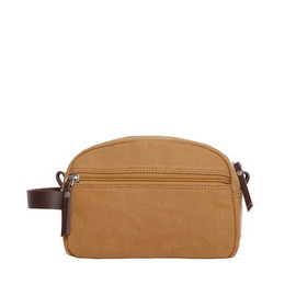 SANDQVIST - MICKEL WAXED CANVAS WASHBAG