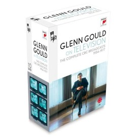 Glenn Gould -  On Television: Complete Cbc Broadcasts 1954-1977 [DVD]