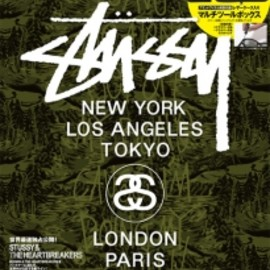 STUSSY - STUSSY 2012 FALL COLLECTION BOOK