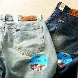 Lee - LOOSE ROLL-UP JEANS(LM4130)