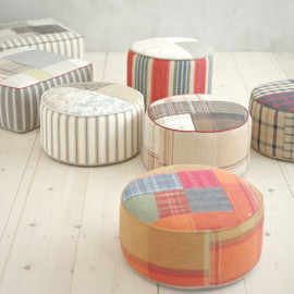 HIKE - Fabric Lazy Stool