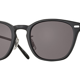 OLIVER PEOPLES - HEATON - BLACK
